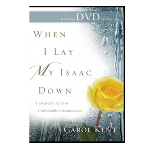 When I Lay My Isaac Down (DVD)