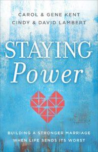 Staying Power Carol Kent Book