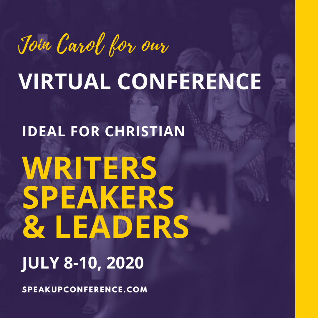 Speak Up Virtual Conference